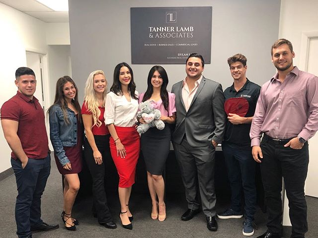 Happy Valentine's Day from Tanner Lamb & Associates! #valentinesday #realestate #southflorida #raffle #winner