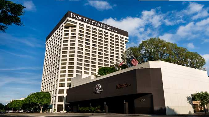 DoubleTree by Hilton Hotel Los Angeles Downtown  120 S Los Angeles St, Los Angeles, CA 90012