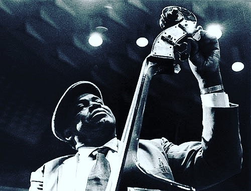 Happy Birthday to the legend Willie Dixon! 💙🙌 • • • #blues #chicago #chicagomusic #williedixon #restinpeace #legend #cantquityou #happybirthday