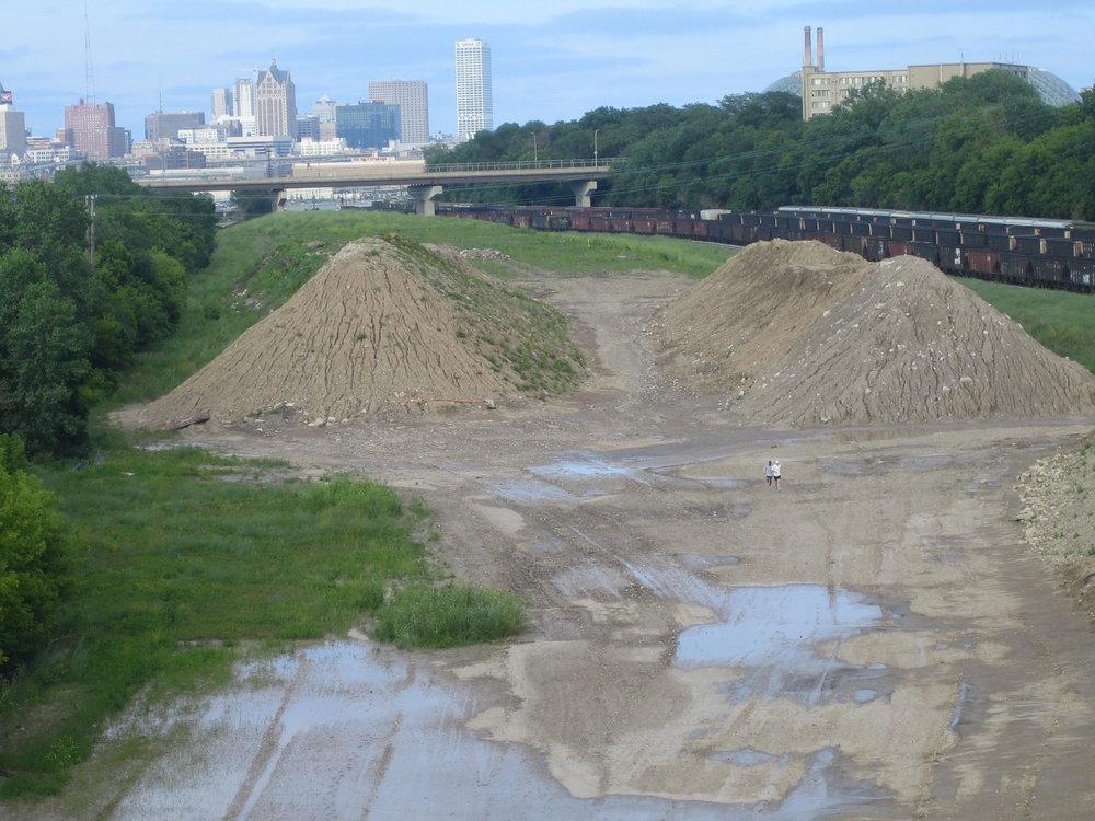 Before Three Bridges Park