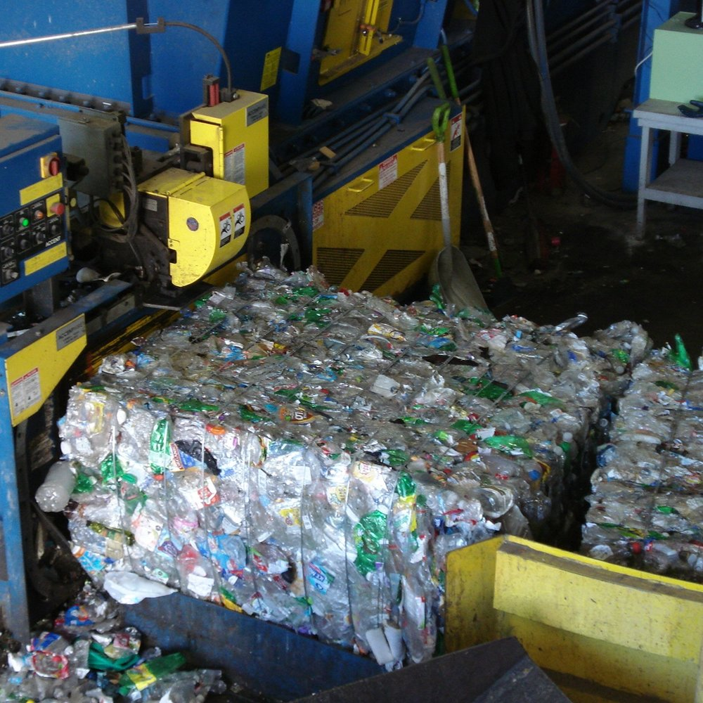 Recycling Facility - The Materials Recovery Facility (or MRF) is where all of our recyclables are sorted and baled for shipment to other facilities that use them to create new products. The City of Milwaukee works with Keep Greater Milwaukee Beautiful to offer a variety of tour and program options.