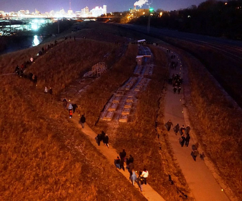 Urban Candlelight Hike_view from 35th St Viaduct_Credit_Adam Carr.jpg