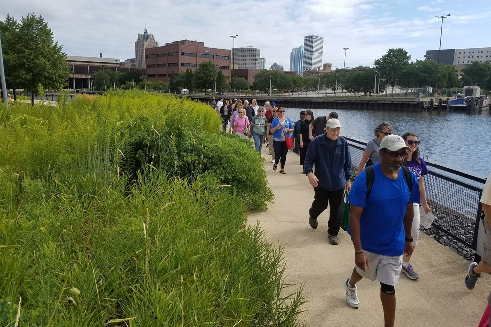 - Employees enjoy 60 acres of beautiful natural spaces, including seven miles of the Hank Aaron State Trail as well as Three Bridges Park and Menomonee Valley Community Park.