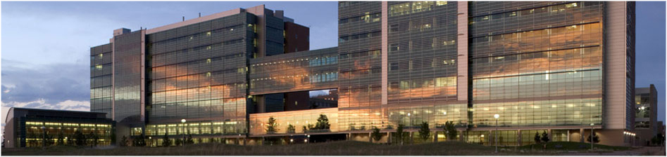 Research 1 South on Anschutz Medical Campus