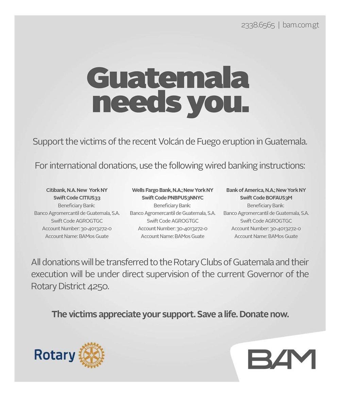 Wells Fargo (BAM) — SOS.Guate on