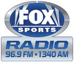 Fox Sports Radio - Monday 6:00 PM - 6:00 AMTuesday 6:00 PM - 8:00 PM | 10:00 PM - 6:00 AMWednesday - Friday 6:00 PM - 6:00 AM