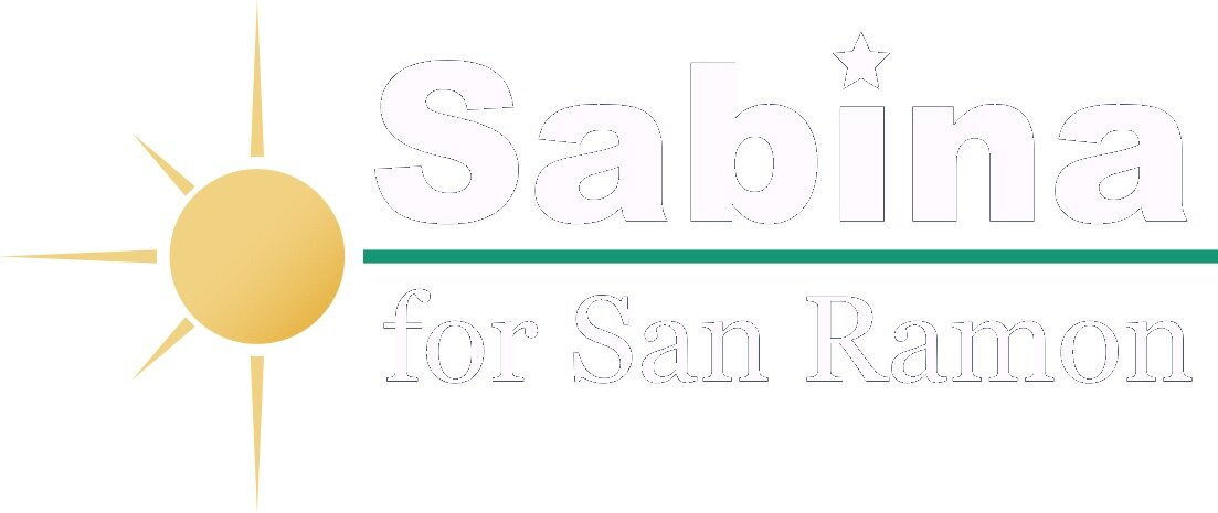 Sabina for San Ramon