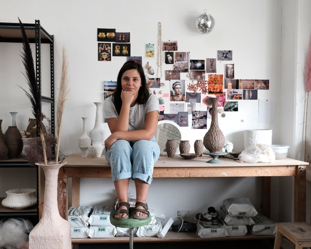 Open Studio #8 - Connie Augoustinos