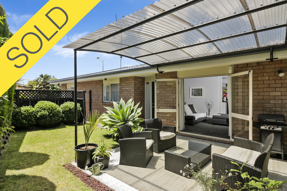 6/53 Mays Road, Onehunga, Auckland - SOLD FEBRUARY 20183 Beds   2 Baths   2 Parking