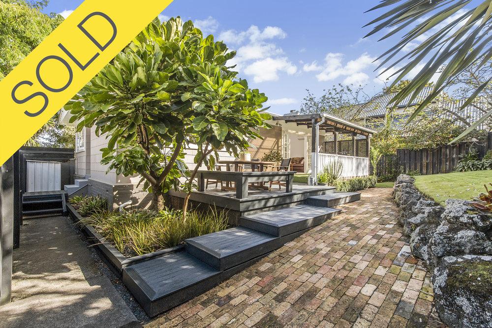 28A Moana Avenue, Onehunga, Auckland - SOLD APRIL 20182 Beds   1 Bath   2 Parking