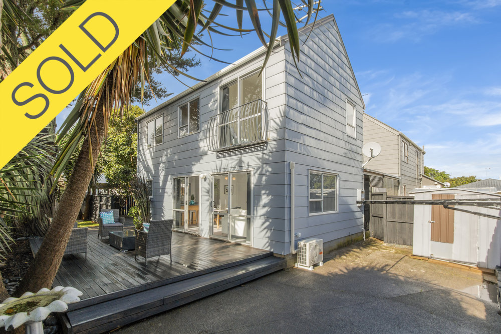 8/67A Spring Street, Onehunga, Auckland - SOLD JULY 20183 Beds   1 Bath   2 Parking