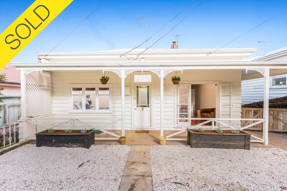 12 Quadrant Road, Onehunga, Auckland - SOLD AUGUST 20173 Beds I 1 Bath I 1 Parking