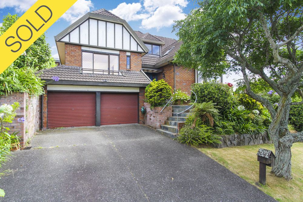 51 SelwynRoad, Epsom South, Auckland - SOLD MARCH 20174 Beds I 4 Baths I 4 Parking