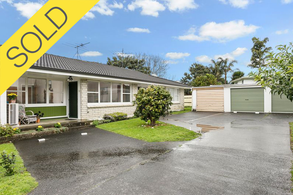 2/23 Mays Road, Onehunga, Auckland - SOLD OCTOBER 20182 Beds   1 Bath   2 Parking