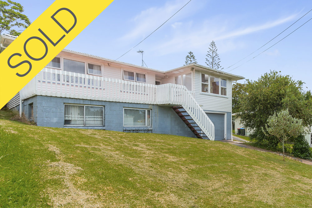 10 Morpeth Place, Blockhouse Bay, Auckland - SOLD FEBRUARY 20193 Beds I 1 Bath I 2 Parking