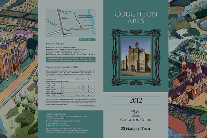 COUGHTON ARTS PROGRAMME -