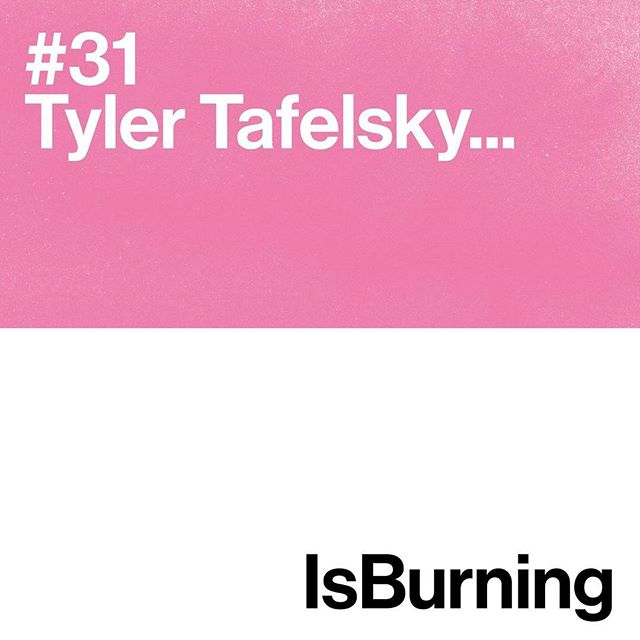 In case you haven't yet: it's time to wake up from your January slumber! Have you heard this mix from two weeks ago? Tyler Tafelsky made a fine selection of cosmic house, dreamy tunes, break cuts and lots of other goodies.