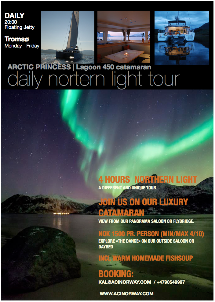 NorthernLight Arctic Princess