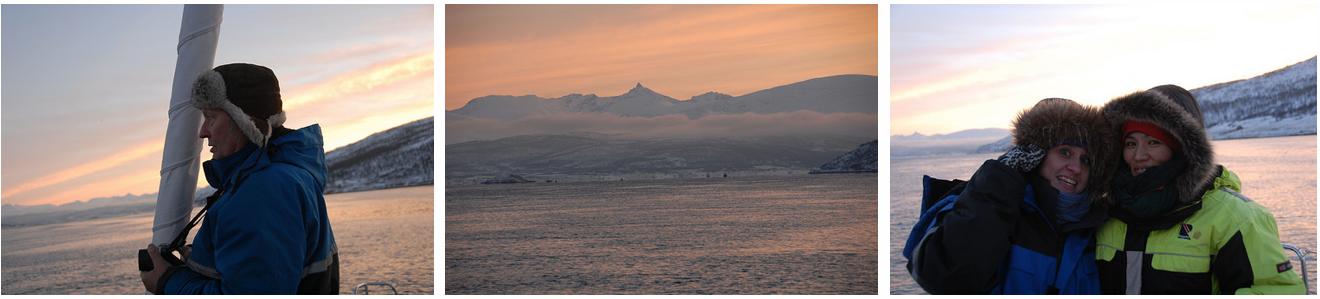 Enjoing time at Arctic Princess|Whalesafsari Tromsø