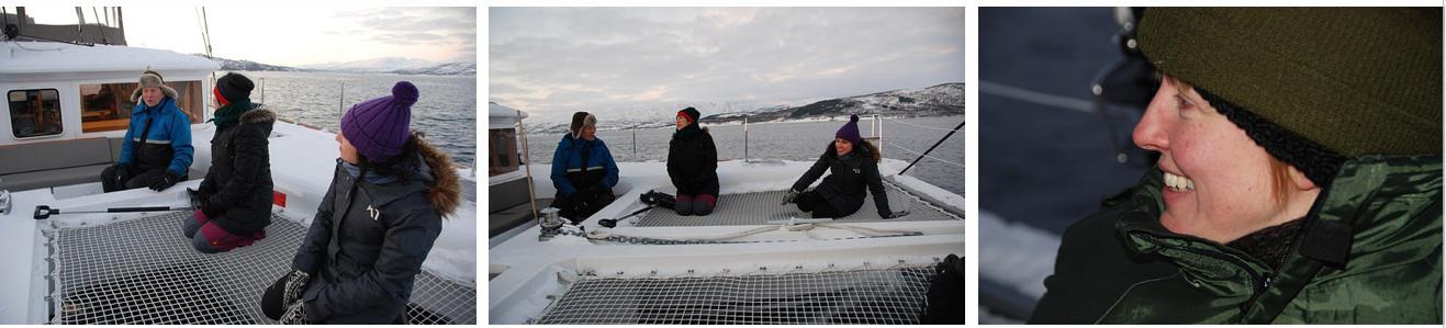Relax time at Arctic Princess|Whalesafsari Tromsø