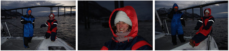 Satisfied customer on Arctic Princess | Whalesafari | Tromsø