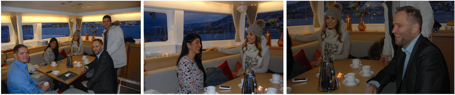 Whalesafari Tromsø | Frineds | Arctic Princess Des 17