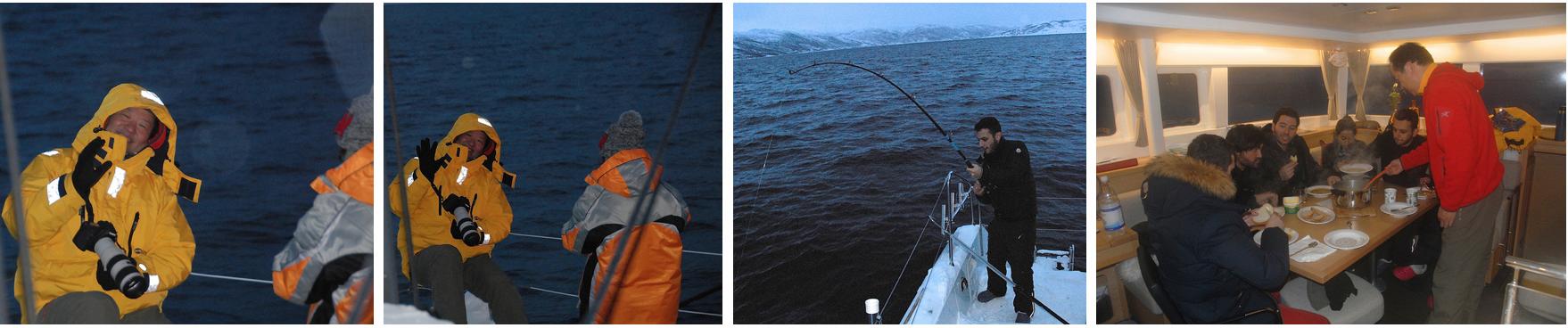 Whalesafari Tromsø - Fun Winter Fishing