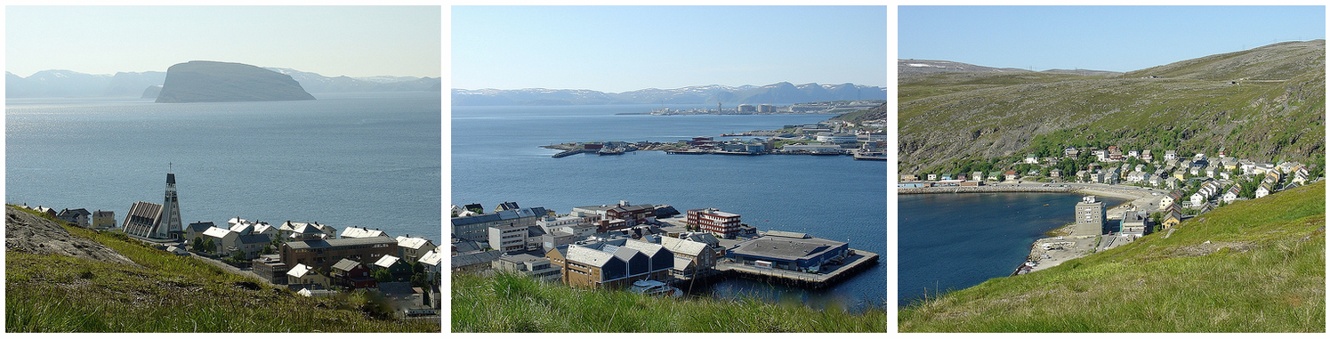 Hammerfest City| Arctic Princess