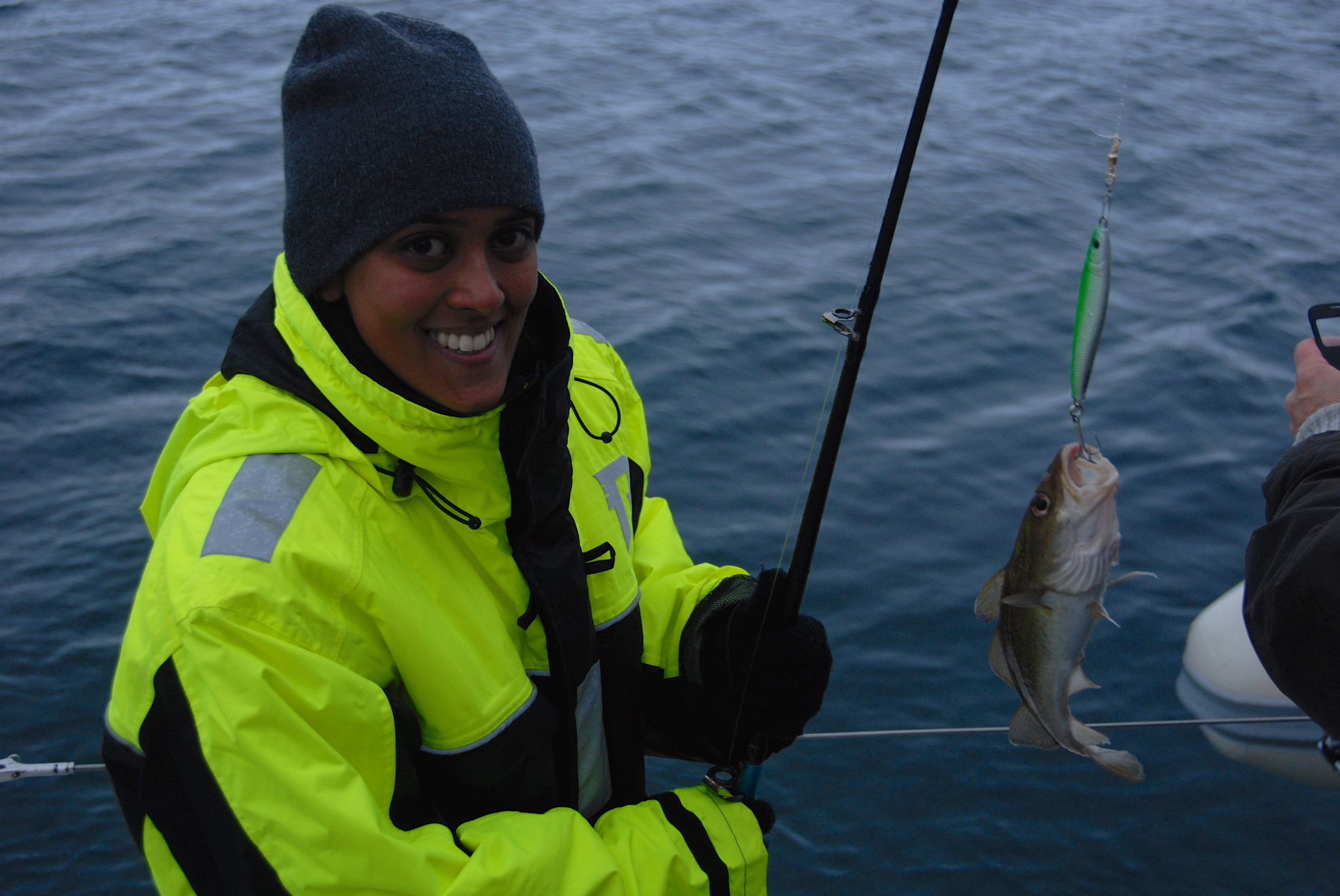 Business | Fishing | Tromso | Happy Guest