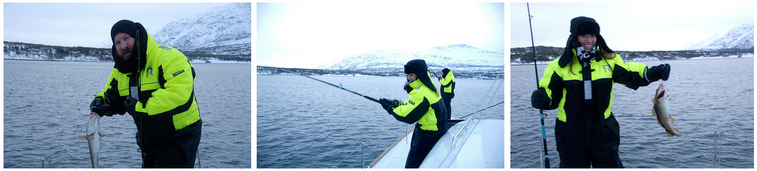 #Fishing |#Tromsø |Arctic Princess| February1