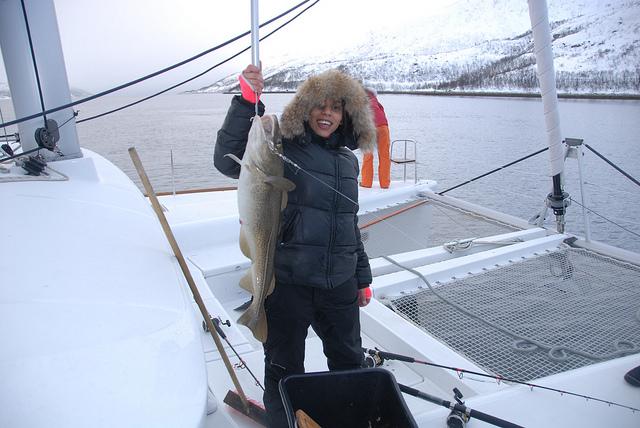 Fishing Tromso Big fish