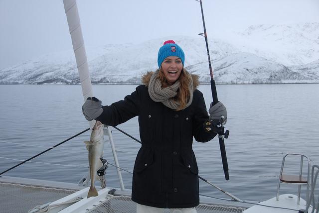Fishing Tromso Happy