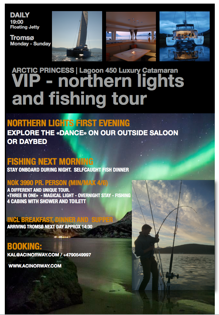 VIP Northernlighs and Fishing