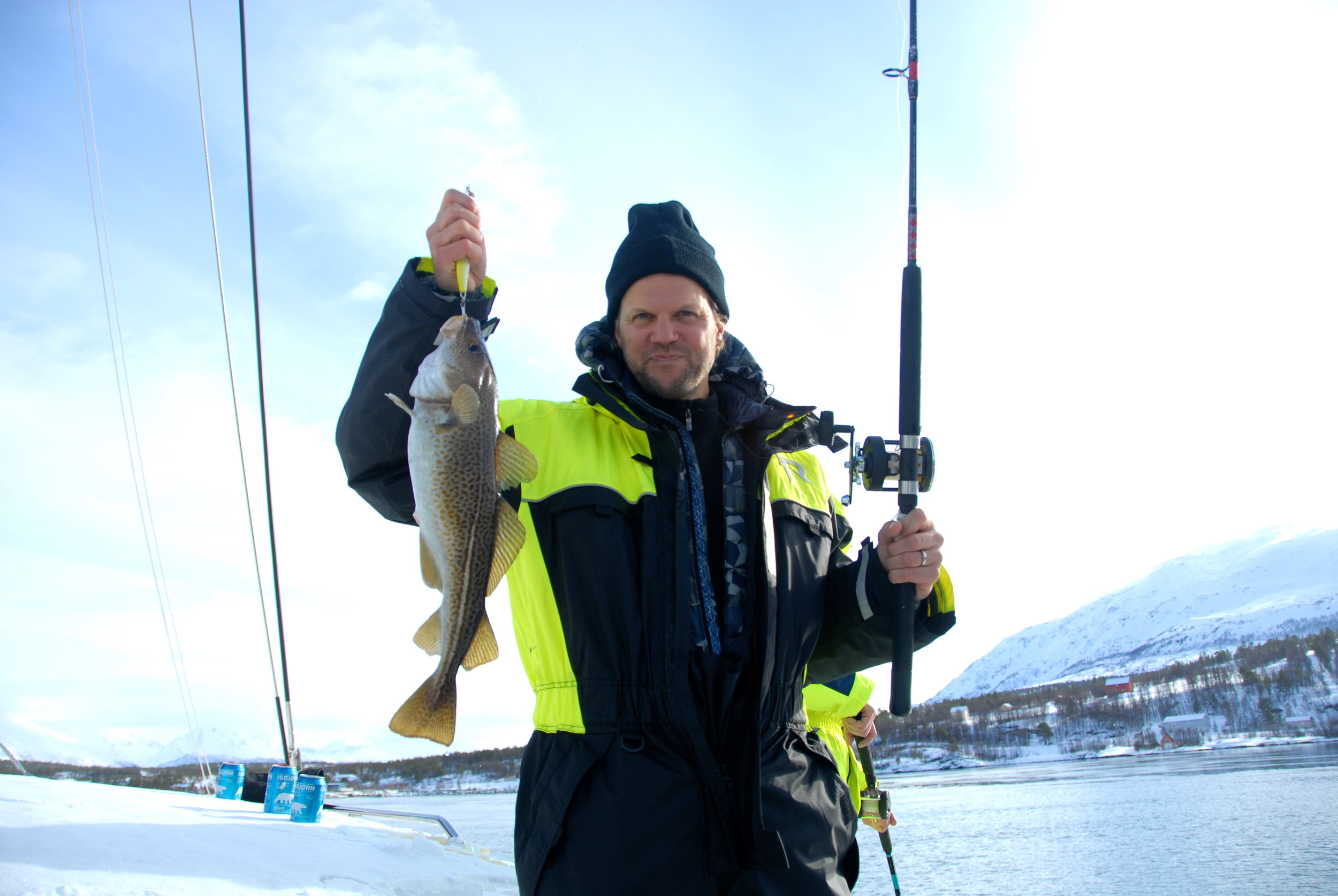 Fishing | Sailing | Tromso | Birthday
