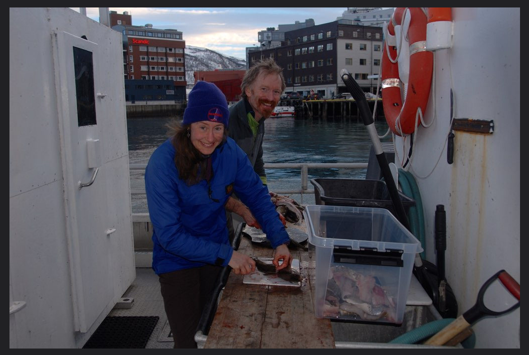 Sailing | Tromso | Fishing | Preparing dinner