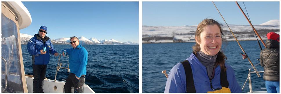 Sailing | Tromso |Fishing | Relax