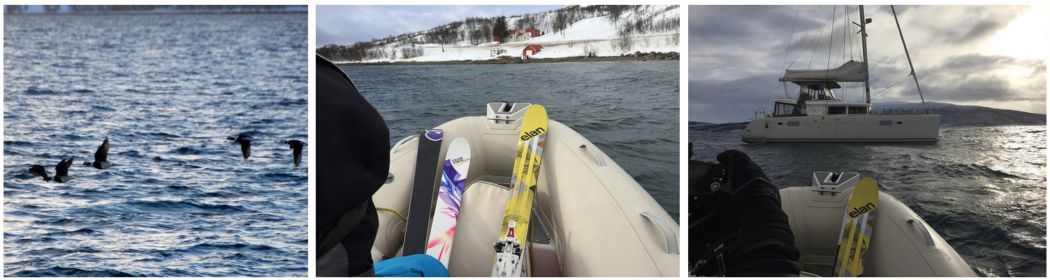 Ski and Sail Troms0 | Ready to go