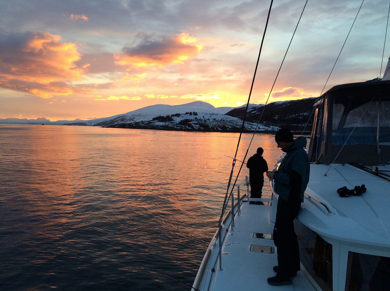 Fjordcruise | Sailing | Fishing | Tromso | Norway | Easter
