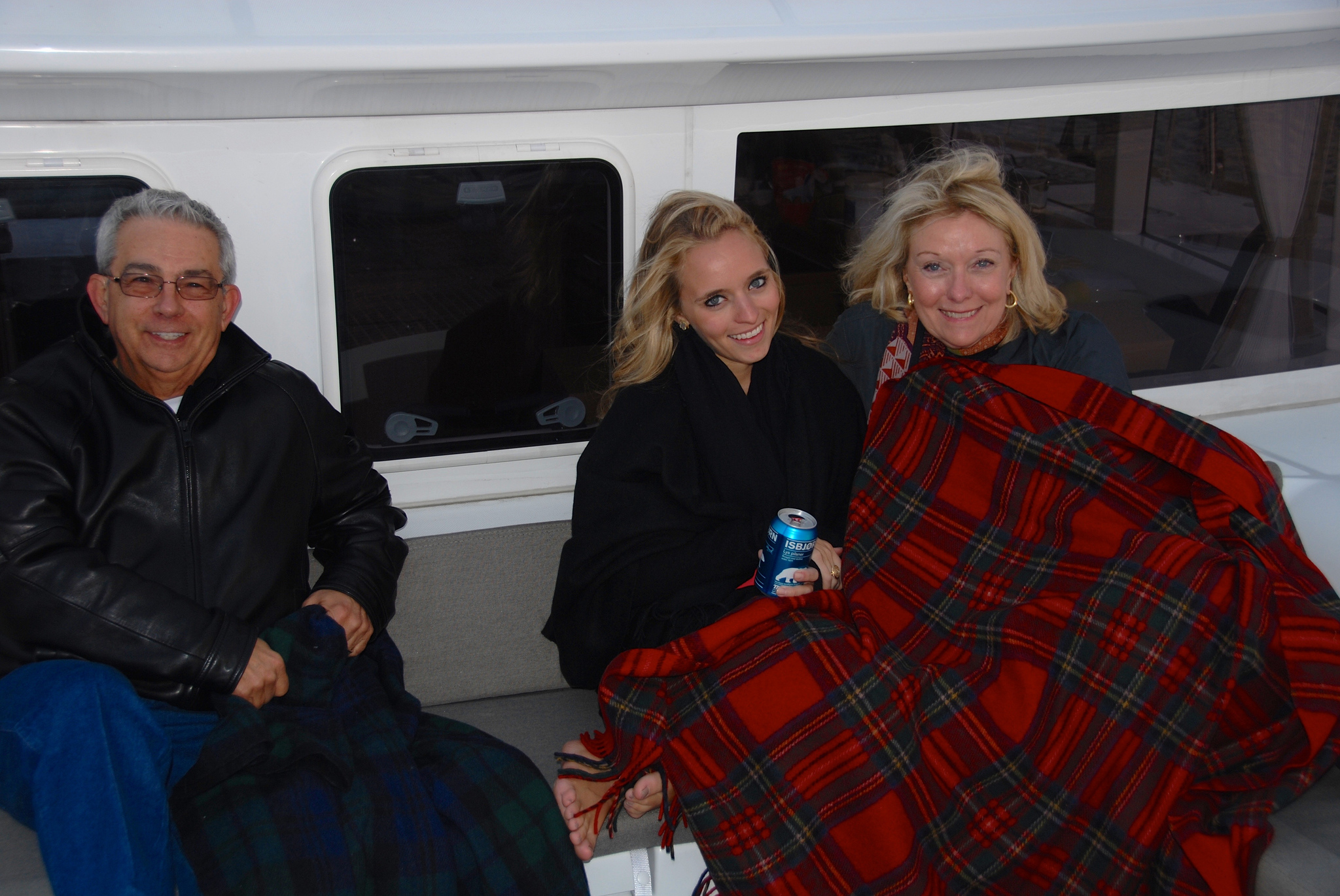#midnightsun | #Arctic Princess |#Tromso | Guests from Texas