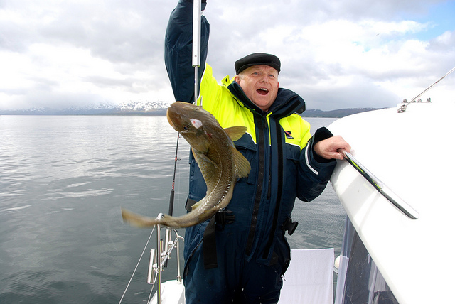 #Fishing | #Sail and Relax | #Tromso | Guest from Russia