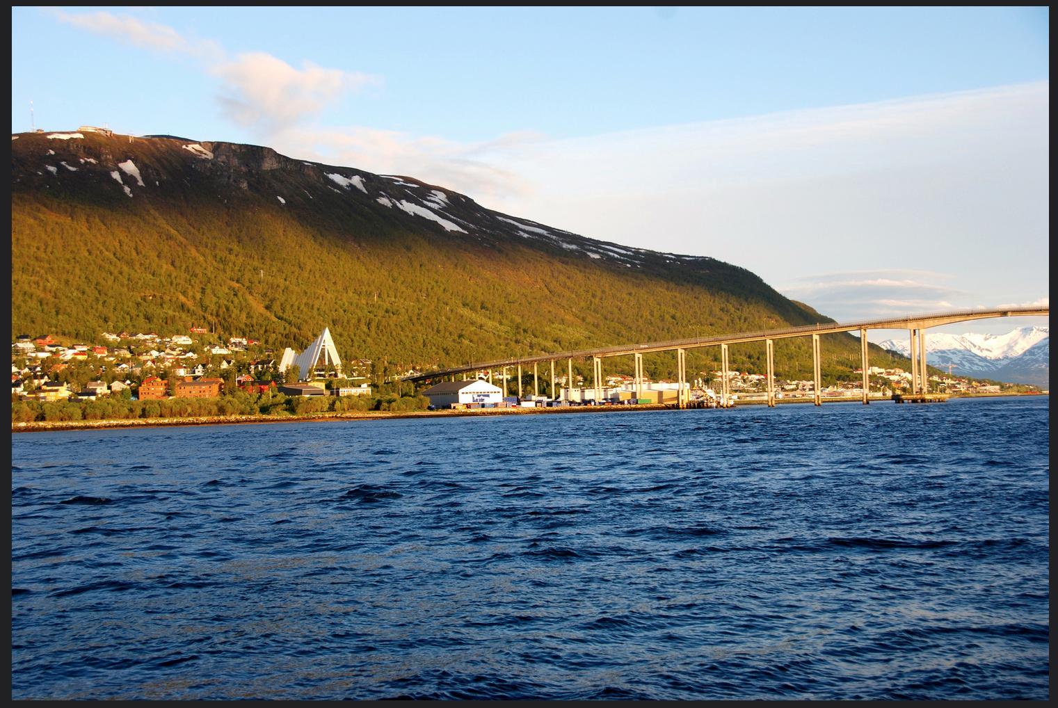 #Tromso |#Midnightsun | Arctic Princess | VIP