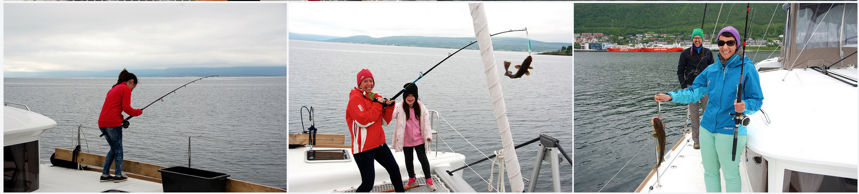 #Fishing big fish | #Tromso | #Arctic #Princess 2