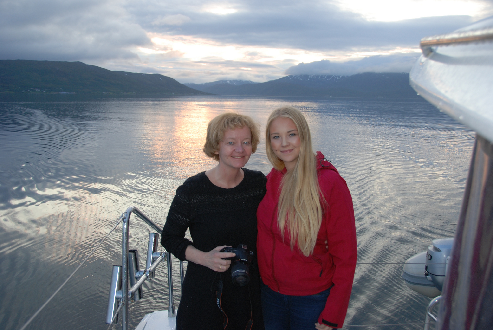 Midnightsun | Tromso | Norwegian guests