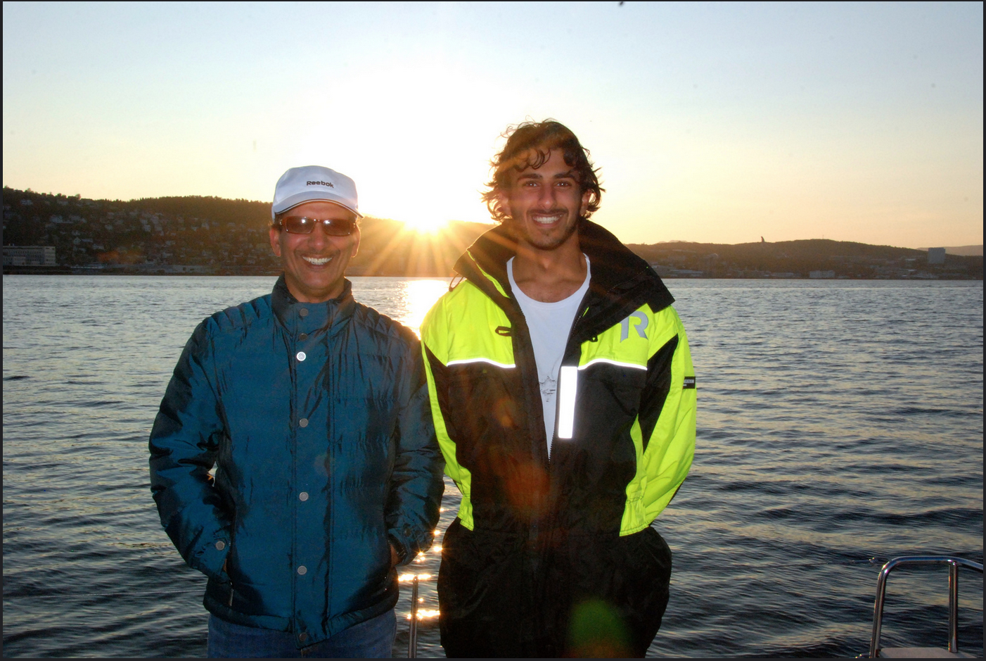 #MIdnightsun |#Tromso |UAE Guests