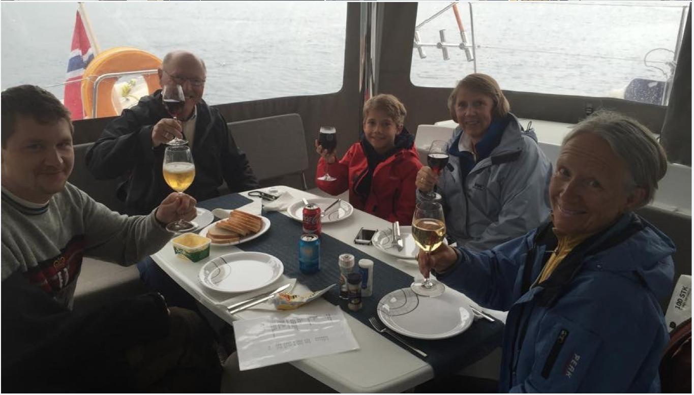 #Fishing |#Tromsoe | Fishdinner