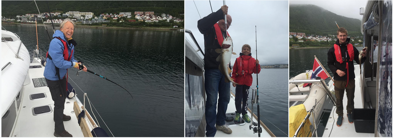 #Fishing |#Tromsoe
