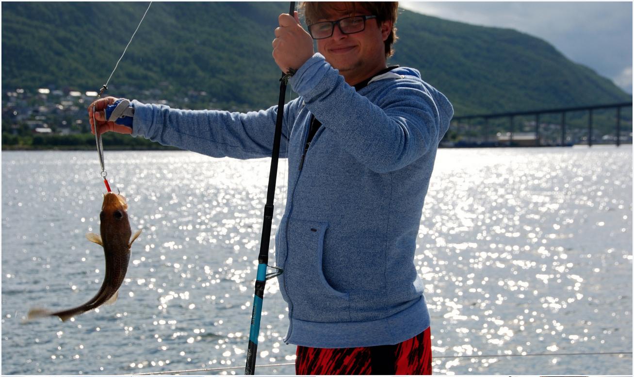#Fishing | #Sailing #Tromsoe