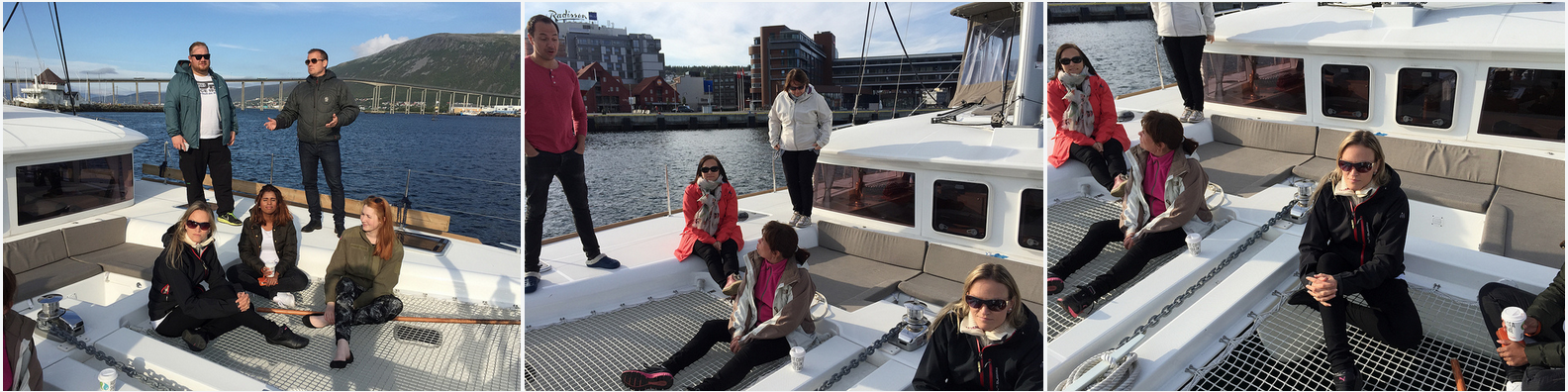Sailing and relax trip | Tromsoe | Scandic