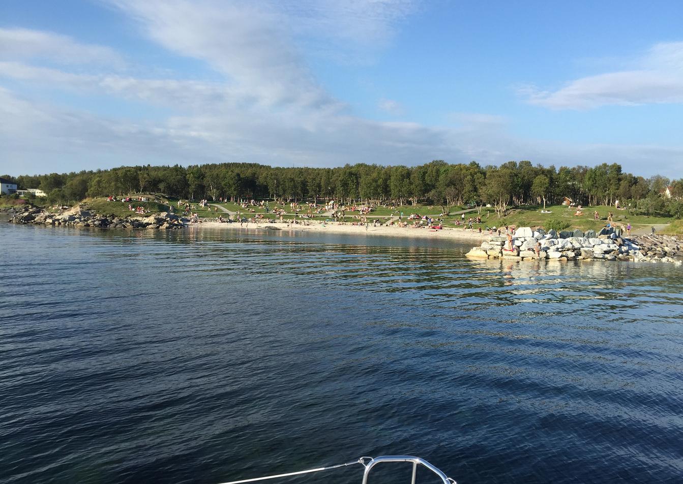 #Sailing | Relax | #Tromsoe | Arctic Princess