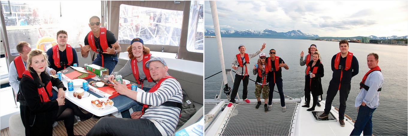 Teambuilding | Tromsoe | Arctic princess
